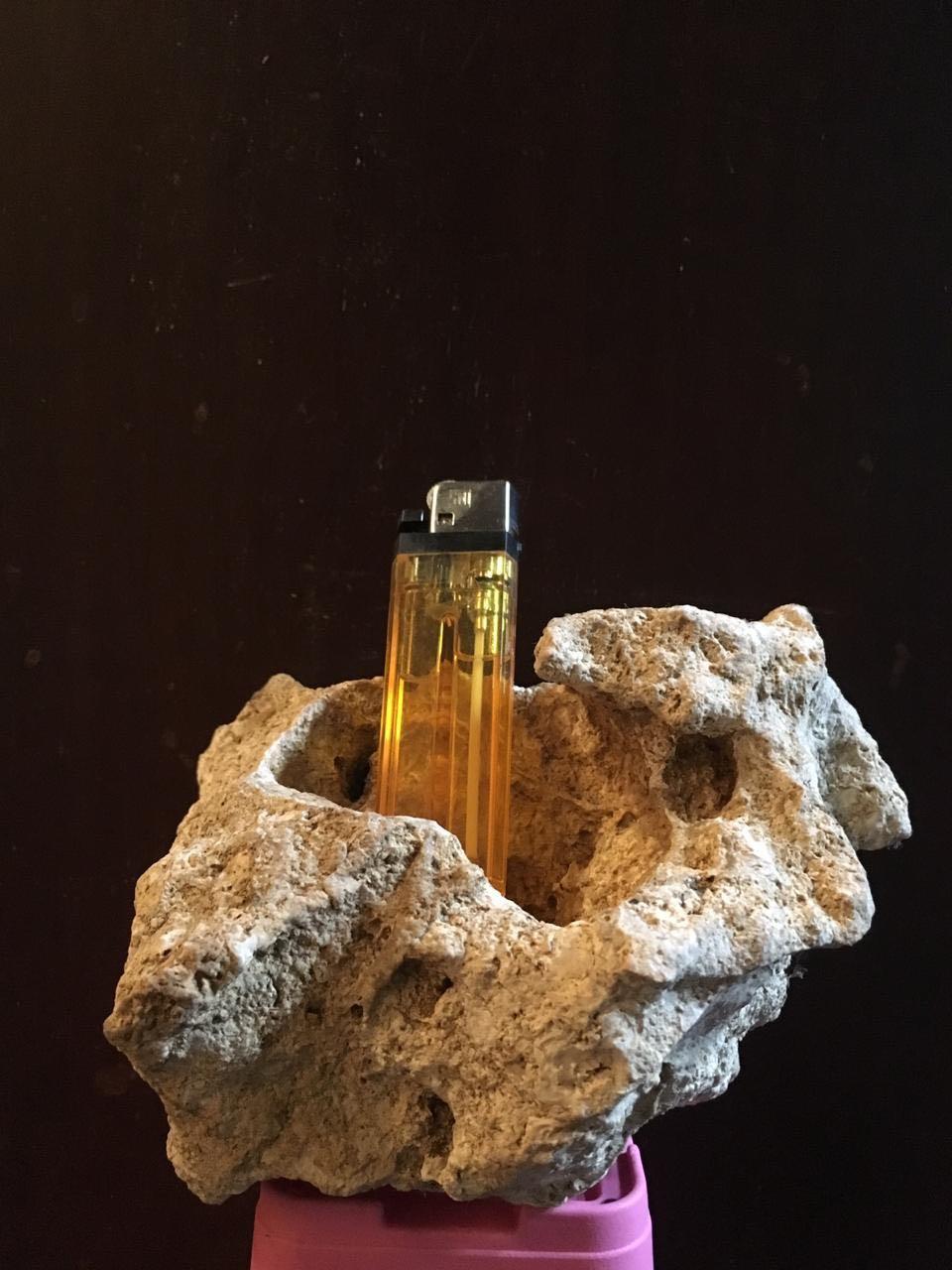 Batu Karang Kapur Gunung Asbak.