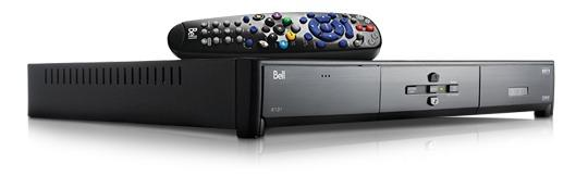 Bell 6131 TV HD Receiver with Remote Control