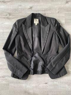 Black Diesel Tuxedo Blazer - worn once