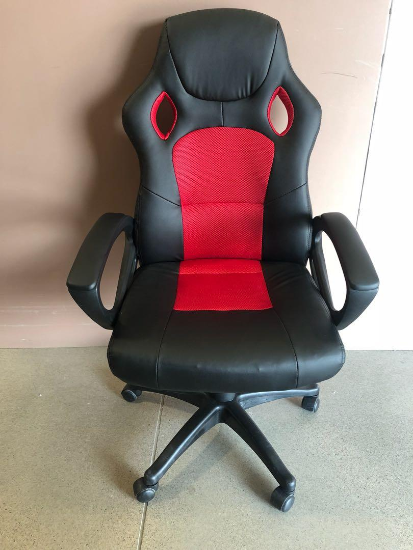 BRAND NEW: Racer PU Office Chair