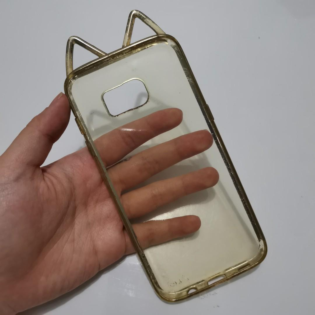 Casing Samsung Galaxy S7 Edge Case #lemarirapi
