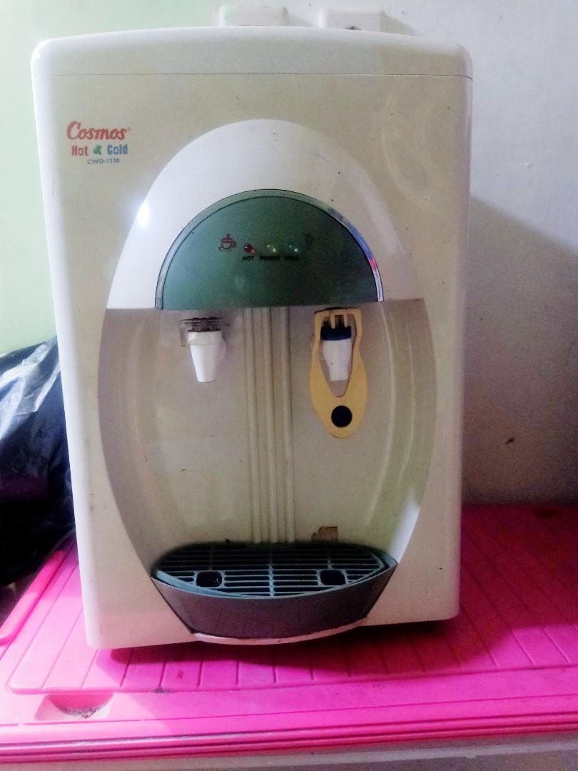 Dispenser hot & cool