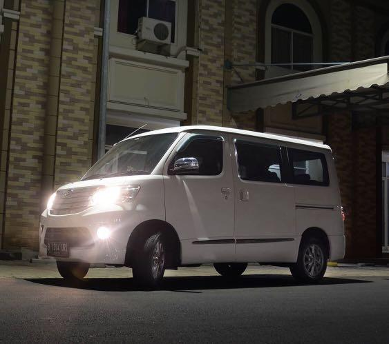 DP RINGAN Daihatsu Luxio mulai 20 jutaan. Daihatsu Fatmawati