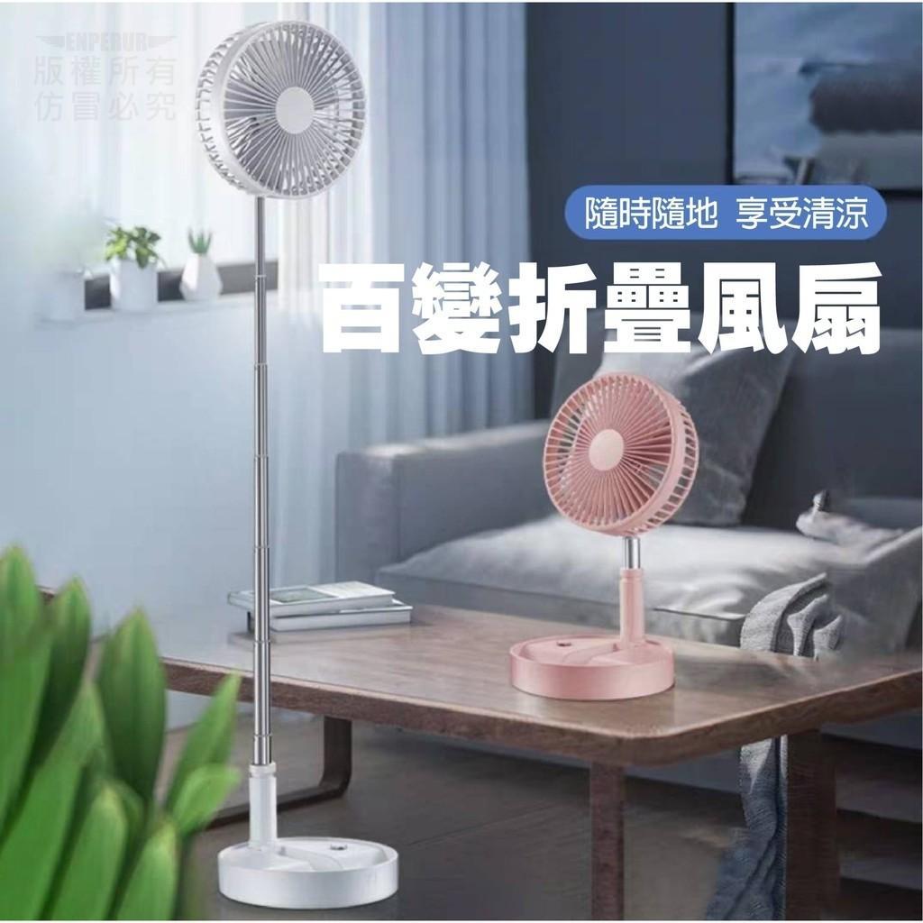 Folding electricfan