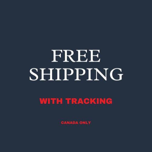 FREE SHIPPING! With tracking #