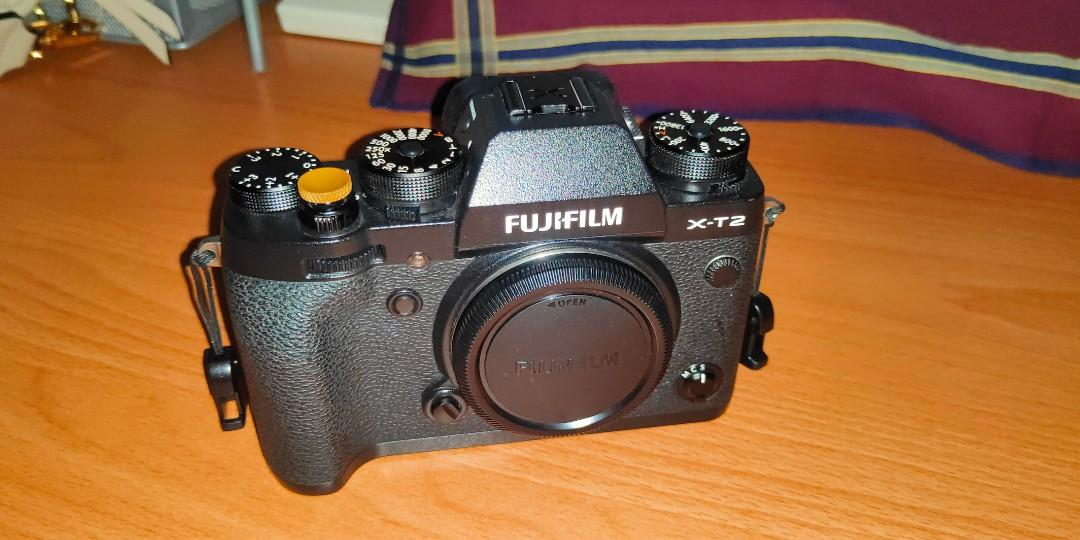 Fujifilm XT2 Mirrorless 二手 (身體而已)