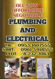 Electrician Plumbing Services Carousell Philippines