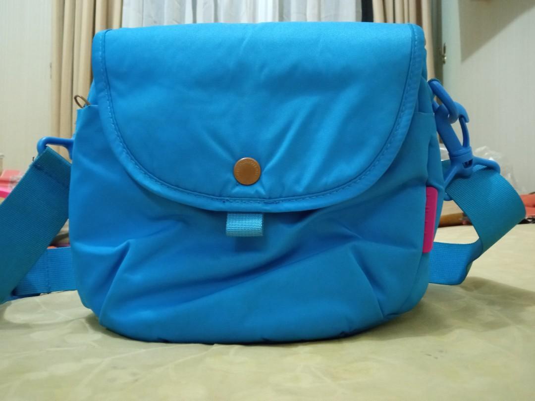 #lemarirapi Hellolulu DSLR Camera bag / Tas Kamera / Sling Bag Camera