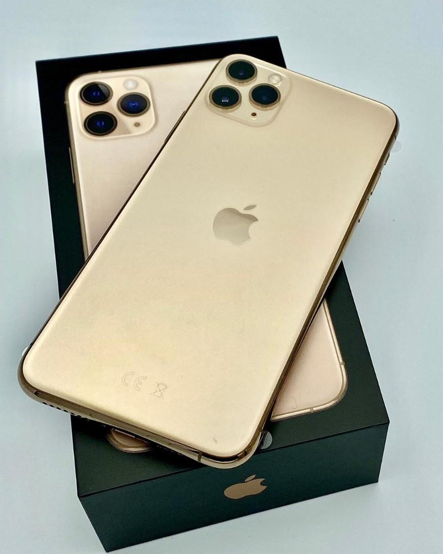 IPhone 11 Pro 256GB Gold Resmi iBox Tanpa Cc