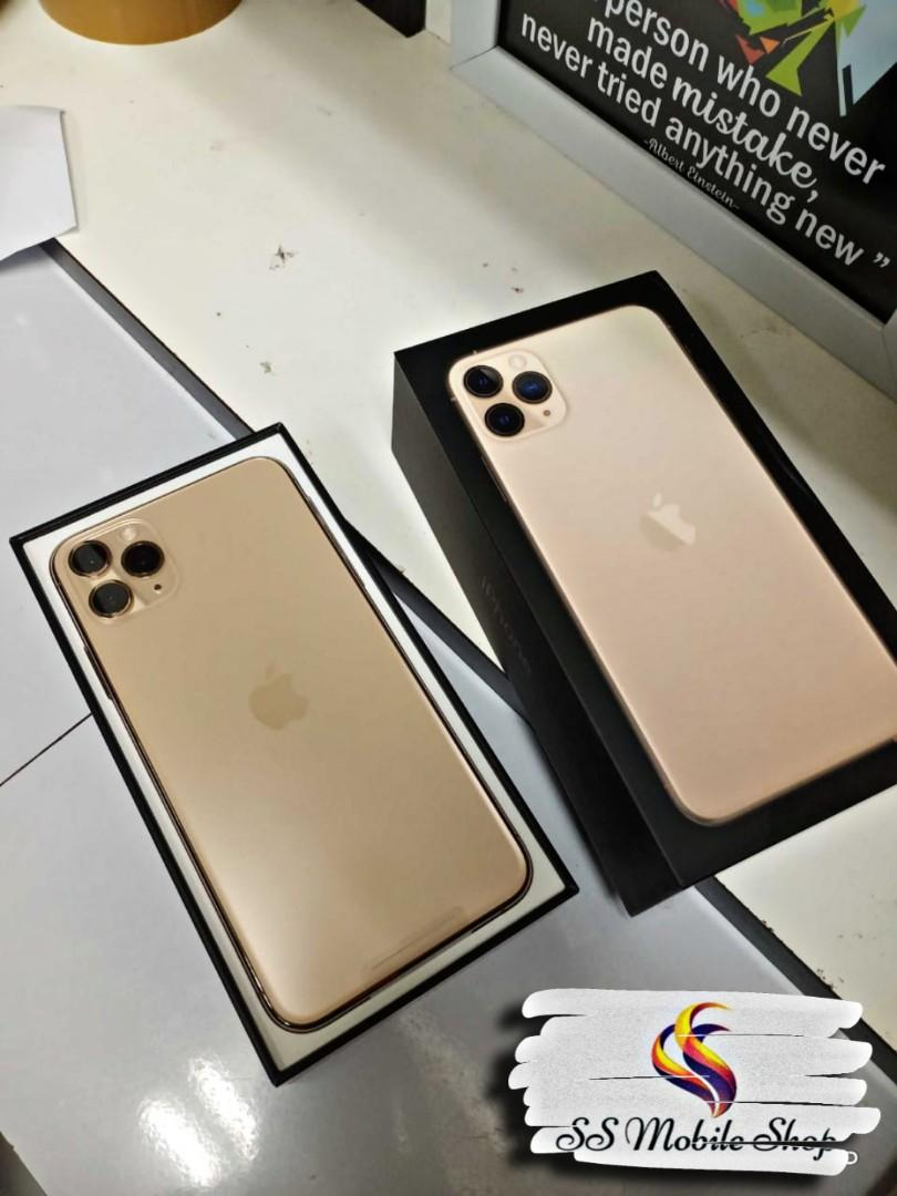 iPhone 11 Pro Max 64GB Resmi Ibox Ready Cicilan