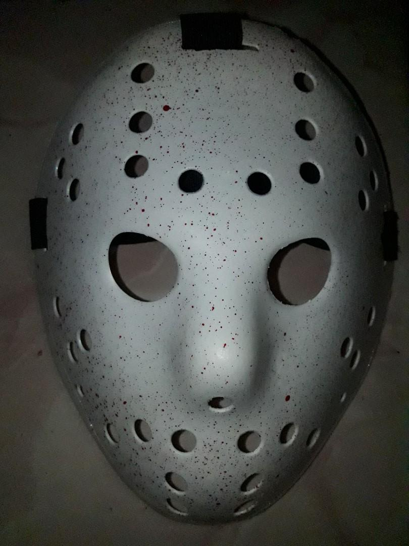 jason mask original
