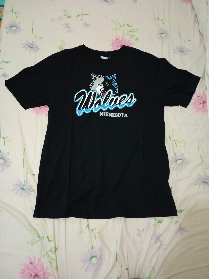 L號_NBA 灰狼隊 T-Shirt