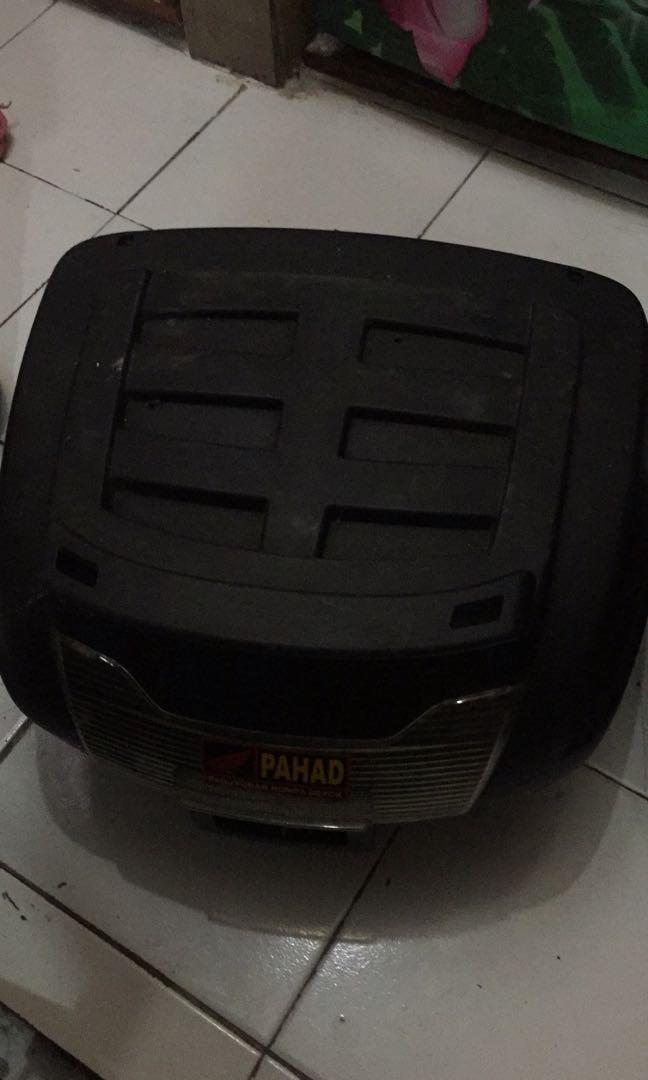 #Lemarirapi 2 Box Motor