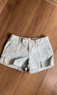 #lemarirapi Light Blue Shorts   Celana Pendek Oldnavy