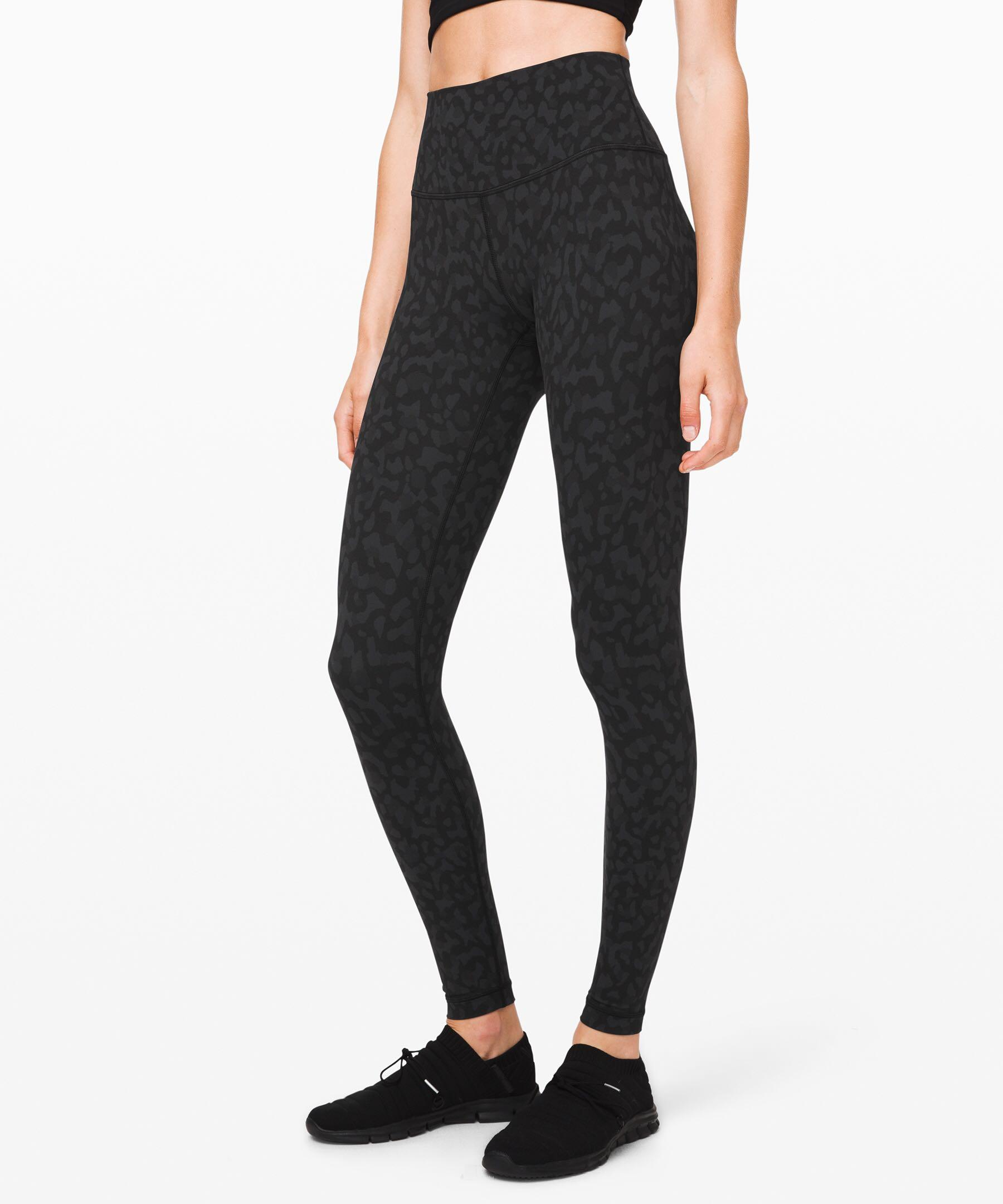 Lululemon Wunder Under High-Rise Leggings