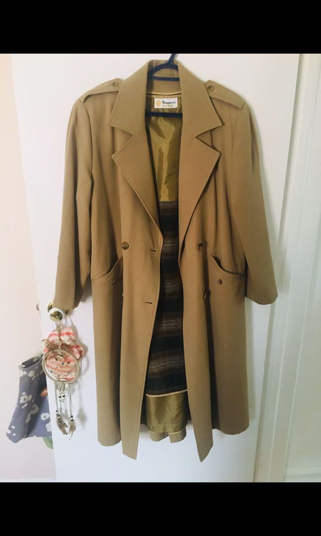 Luxury trench coat from UK
