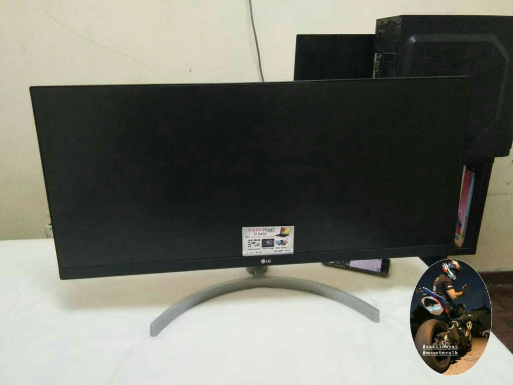 Moniter Lg 29wk600 Electronics Computers Others On Carousell Smallest monitors for pc, mac, ps4 and car cameras. moniter lg 29wk600