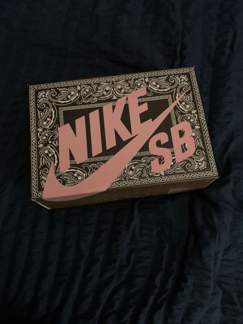 Nike SB Dunks Cactus Jack