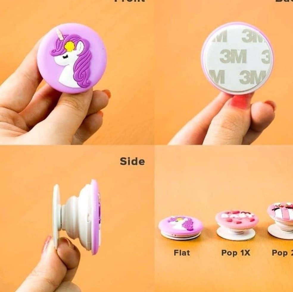 Pop Socket 3D