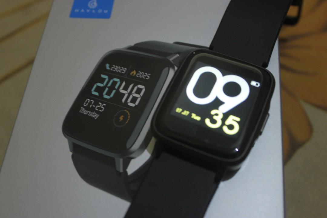 Preloved Watch - Haylou Smart Watch - Haylou LS01