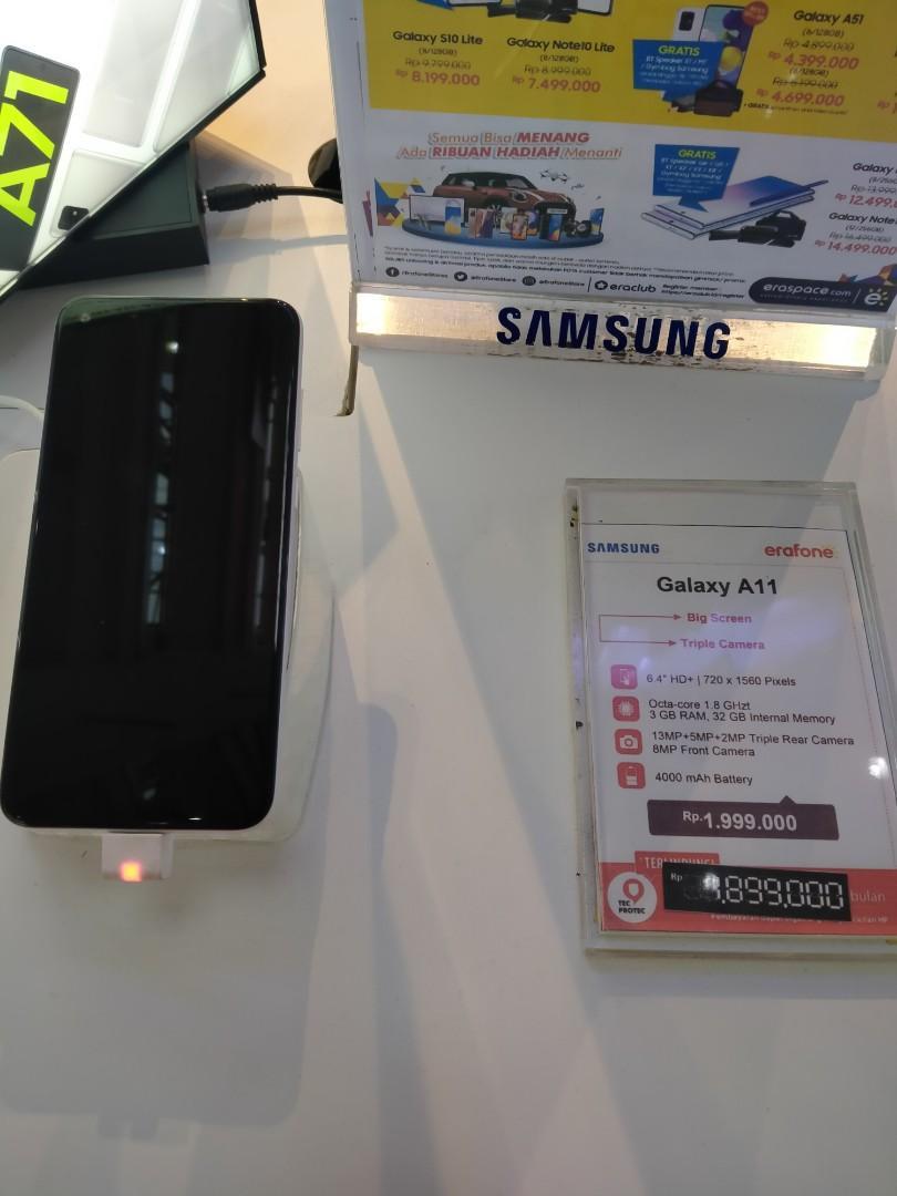 Samsung A11 bisa cicilan