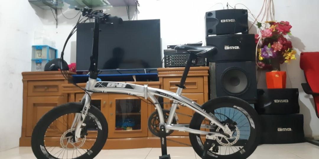 Sepeda Lipat BNB Nich 9.2 (20inch)