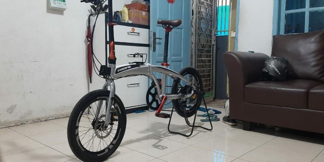 Sepeda Lipat Pacific Noris 2.1  20inch