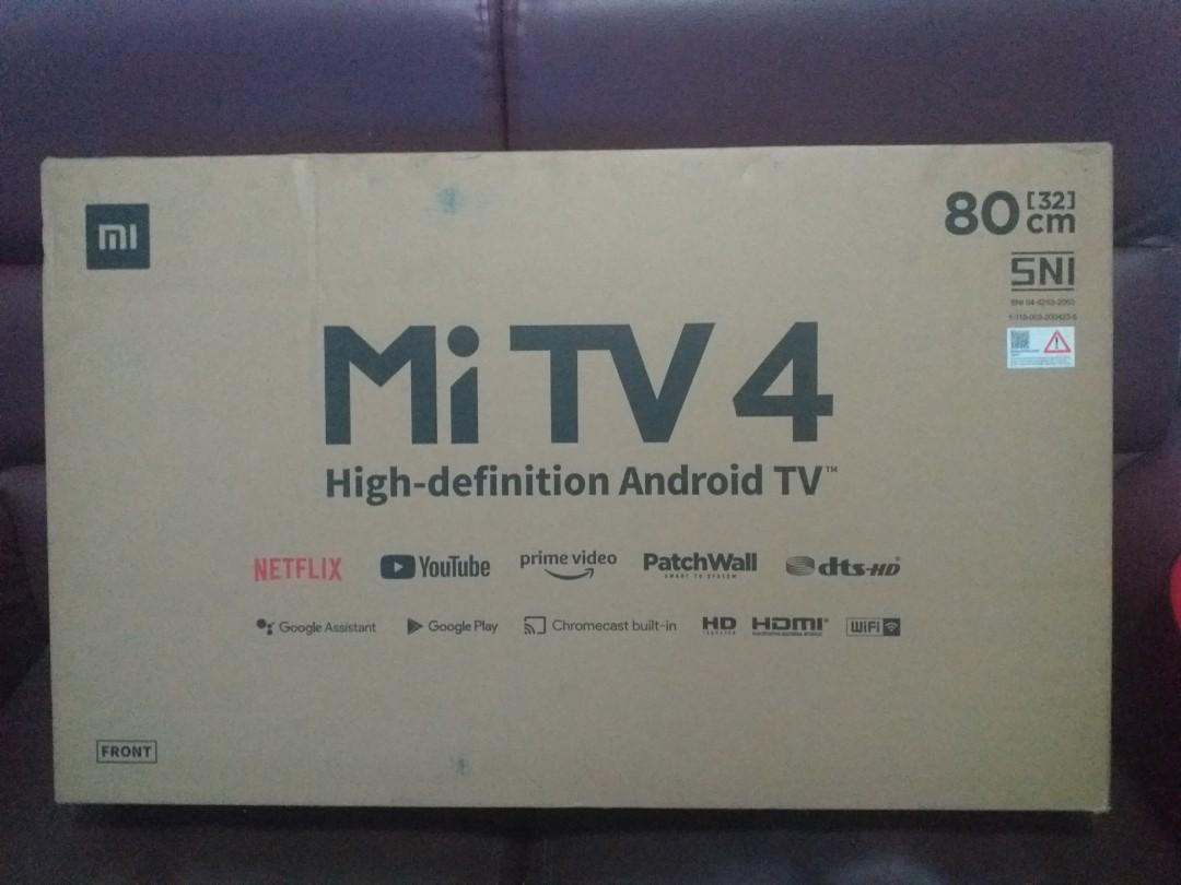 """32 """"  inch Smart Tv Mi Tv 4 android TV NEW 2020"""