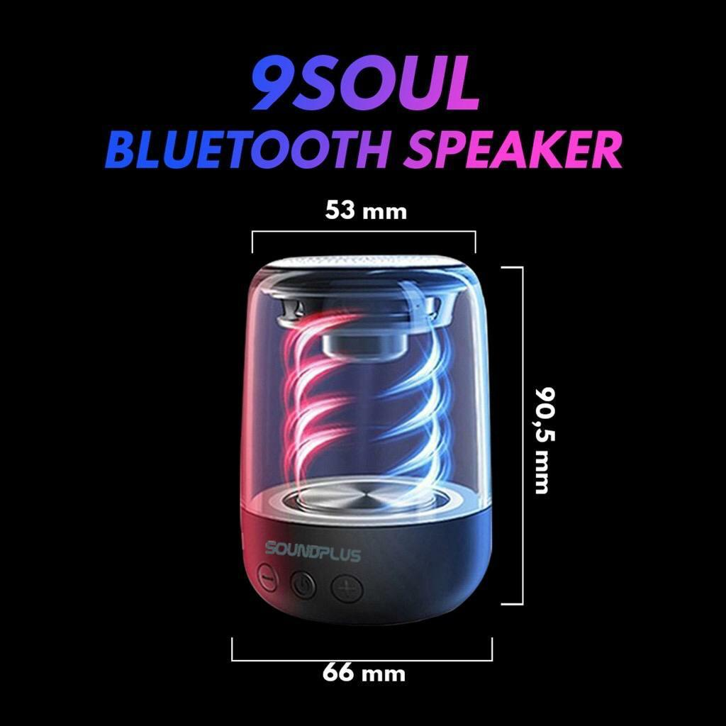 Speaker Led 9Soul Soundplus