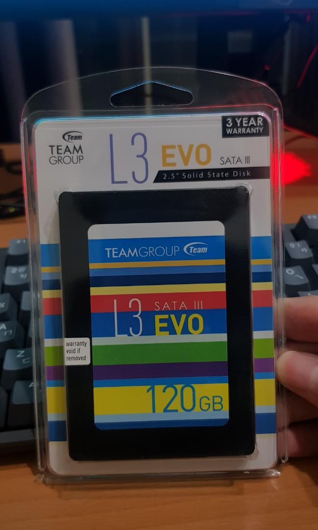 SSD 128G 十銓 L3 evo