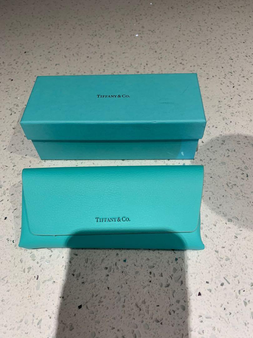 Tiffany Eye/sunglasses cases