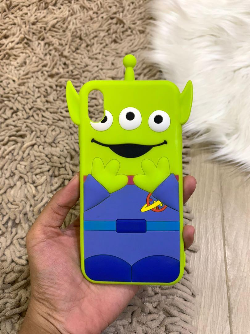 Toy story 3D aliens iphone xs max case