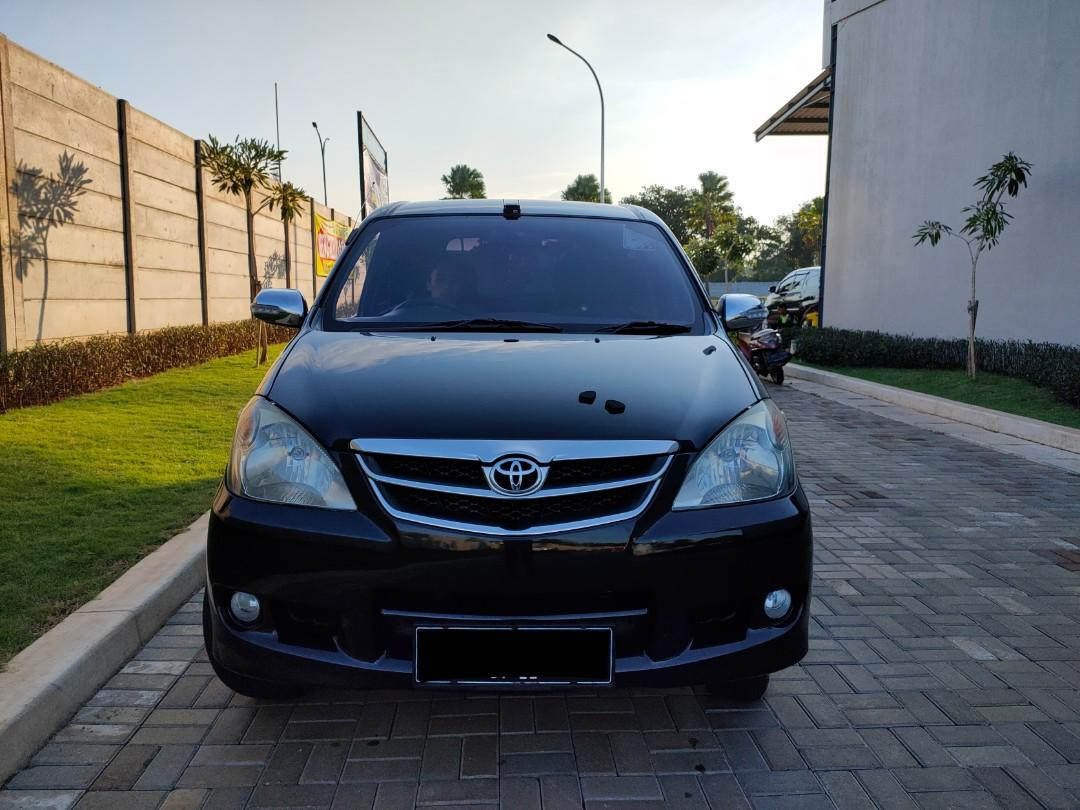 Toyota Avanza G manual 2007