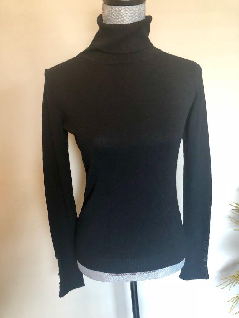 Turtleneck by Danier.  Size s/xs