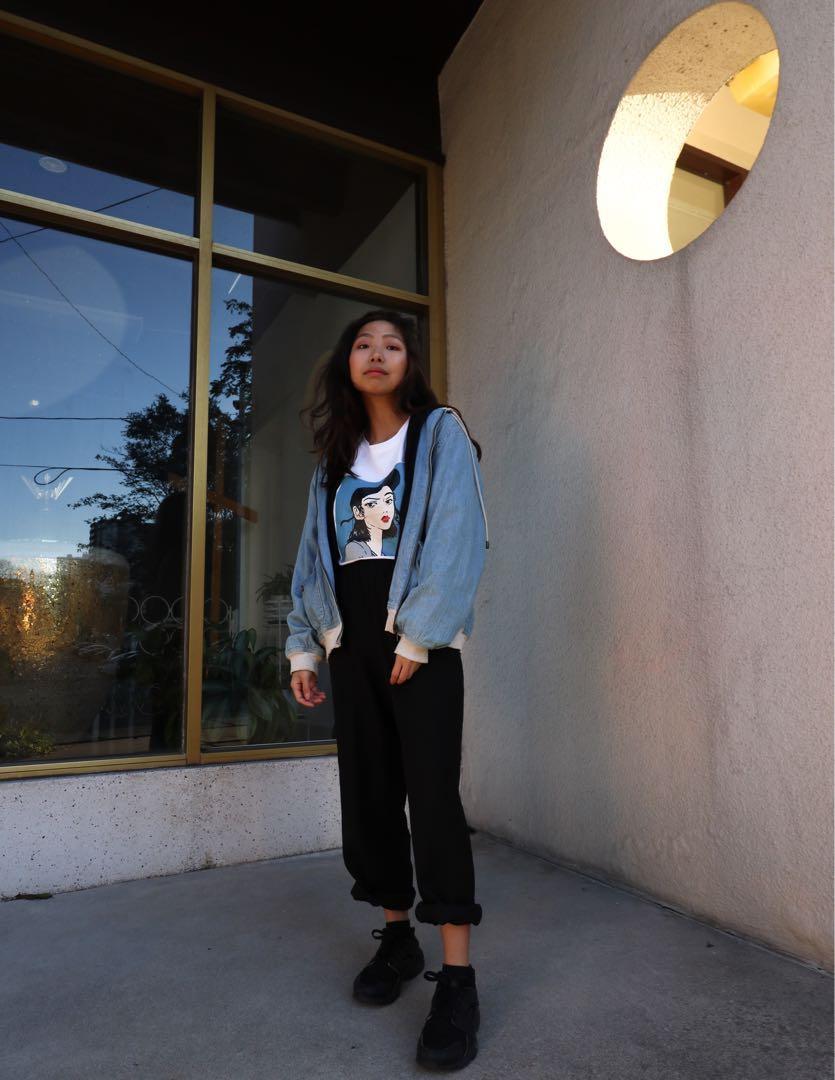 Vintage Soft Denim Jacket