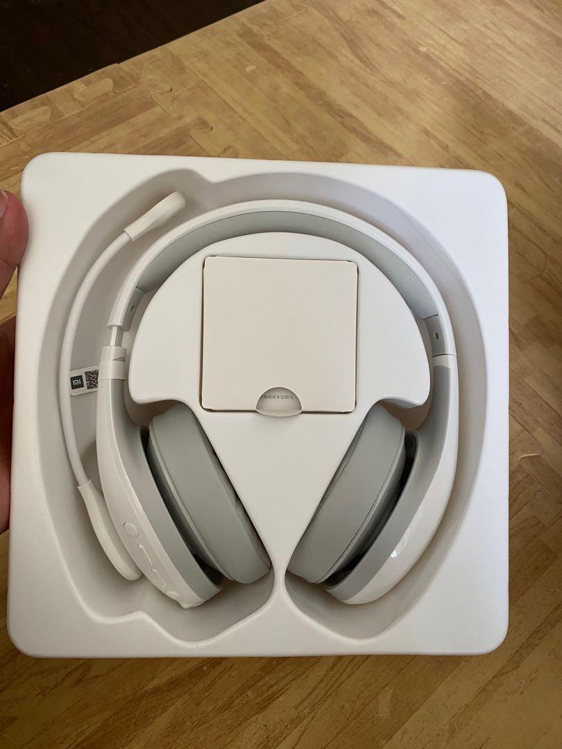 Xiaomi Bluetooth Headphone K-song version wireless white