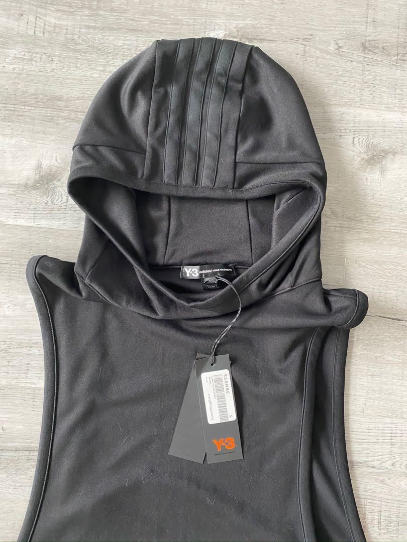 Y-3 hooded tunic, new with tags still on!
