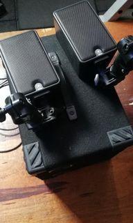 Yamaha speaker drum