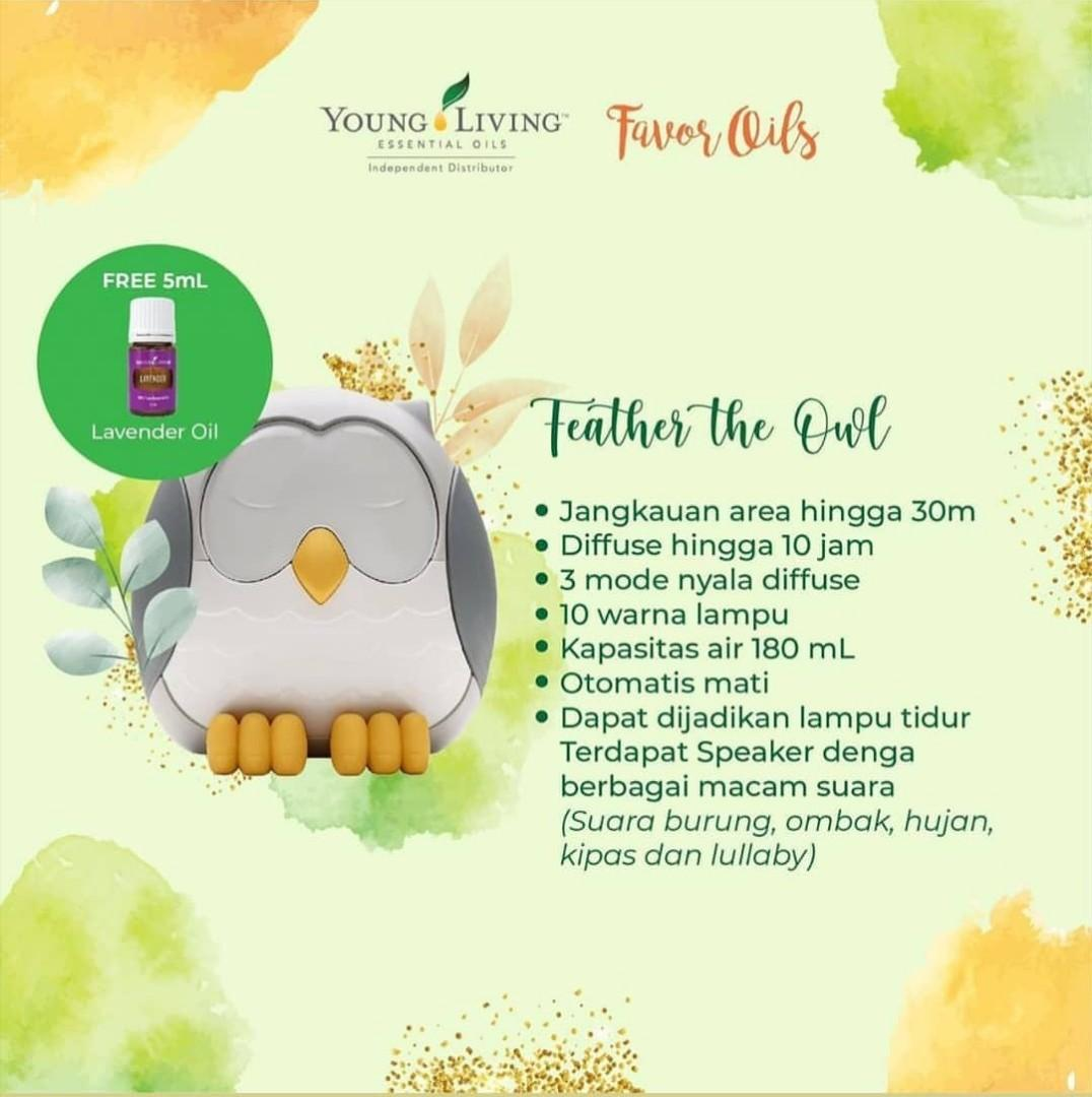 Young living oil