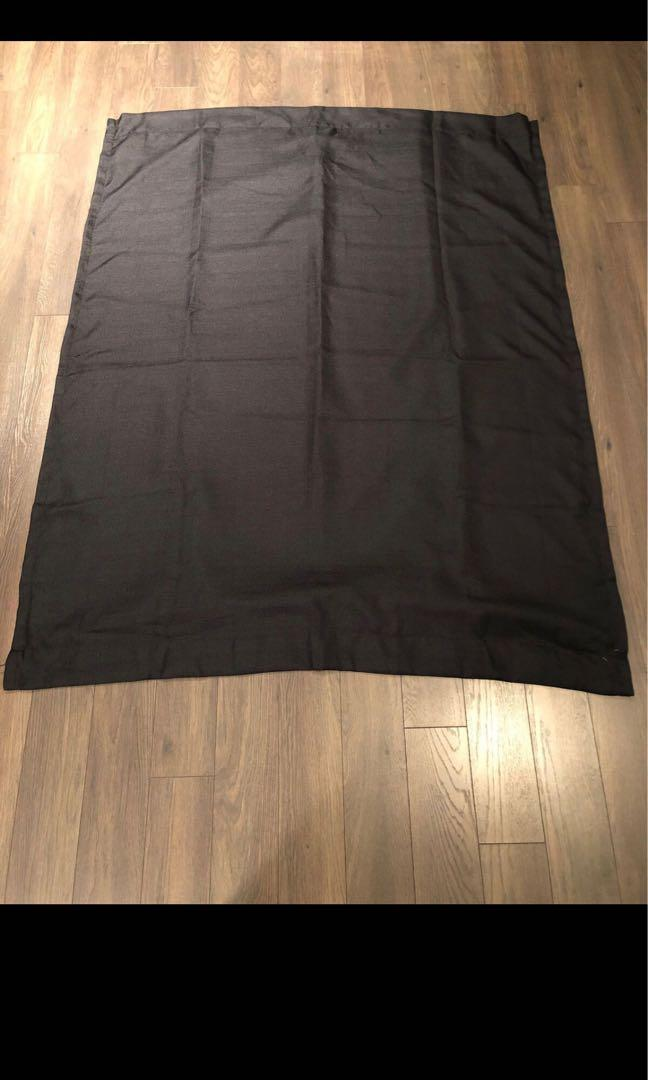1 Total Blackout Curtain Panel