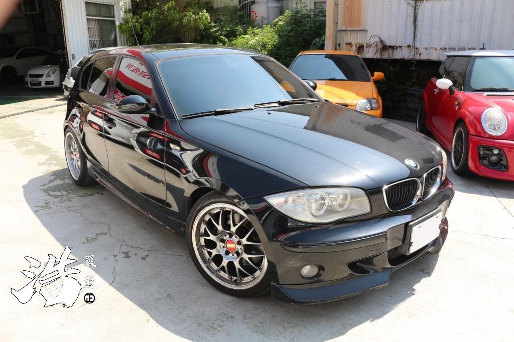 2005年BMW  120I   💥買車覺得困難嗎❗️管你什麼條件💥通通過件💥雙證件即可辦理