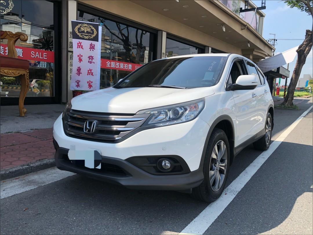 2014年 Honda CRV 2.4c 2WD