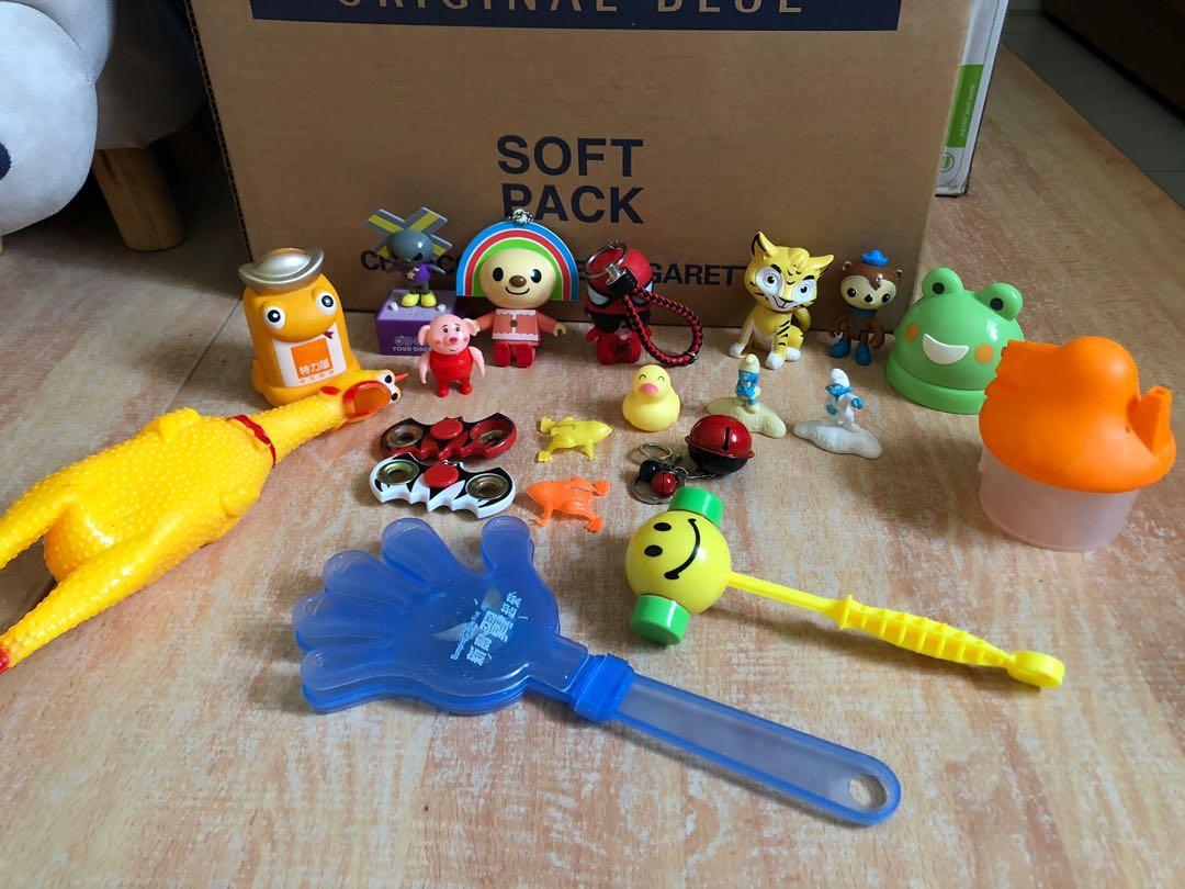 雜物小公仔玩具