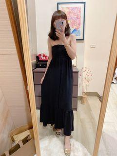 🏷️ Chabibi 超美平口造型洋裝