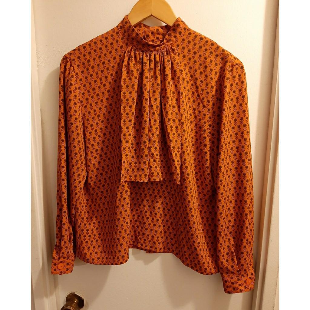 Beautiful/Vintage/Orange/Brous