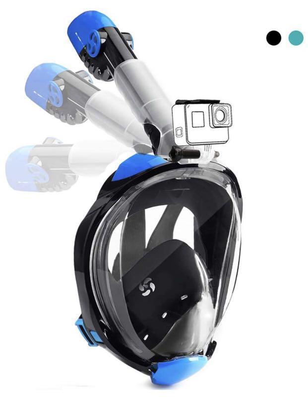 Brand new Snorkel Mask Full Face