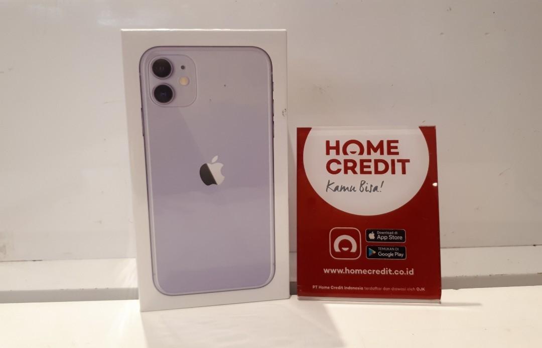 Cicilan Apple Iphone 11 64GB purple