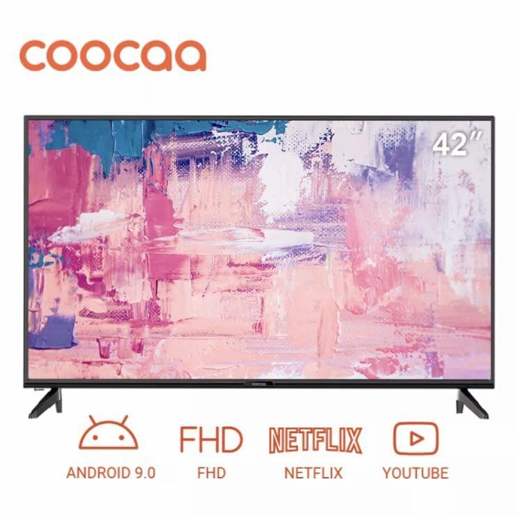 Coocaa Smart Android LED TV 42 inch