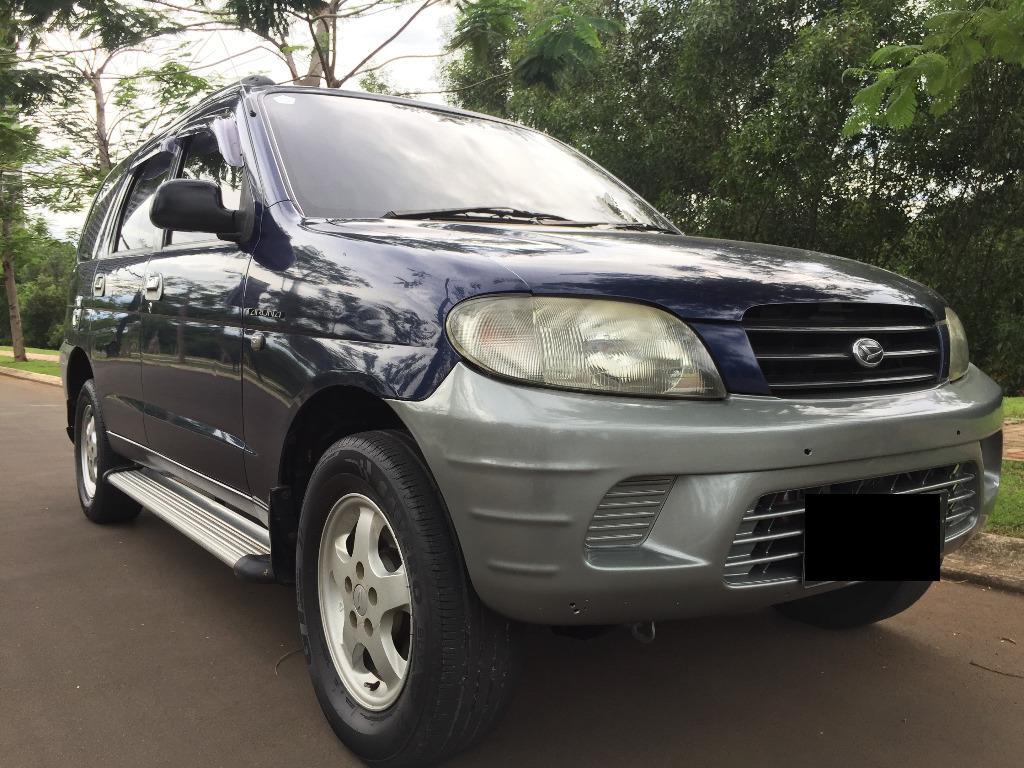Daihatsu Taruna FL rasa FX / FGX Manual (MT) EFI Tahun 2002. Mesin Halus, Body Mulusss, Murah RARE ITEM !!