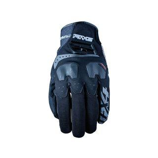 FIVE GLOVES TFX4 Motorcycle Street Gloves Motorbike Riding Gloves Water Resistant Adventure Gloves Touring Gloves